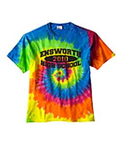 Tie-Dye T-Shirt's: Swirls & Marble