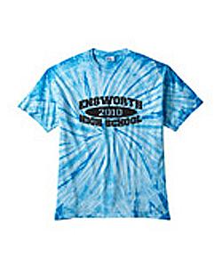 Tie-Dye T-Shirt's: Spiders