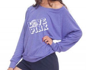 American Apparel Raglan Pullover