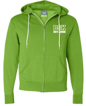 Independent Trading Co. Unisex Full-Zip Hooded Sweatshirt