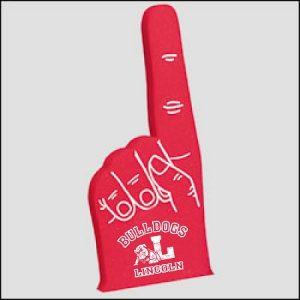 """Foam Hand 16"""""""