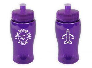 Purple with Purple Lid