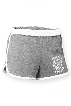 Soffe Retro Shorts with Strips