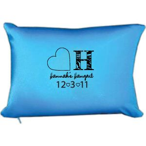 West Coast Microbead Pillow