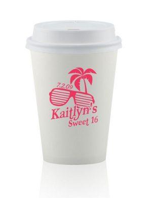 Custom 12oz Paper Cup