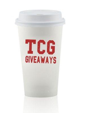 Custom 16oz Paper Cup