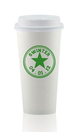 Custom 20oz Paper Cup