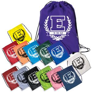 Nylon Drawstring Back Pack