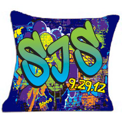 18x18  Inch Sublimated Pillows