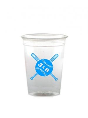 Custom 5oz Soft Sided Clear Cup