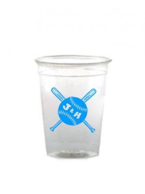 Custom 5oz Soft Sided Clear Cup