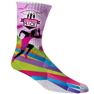 Sublimated High Performance Socks