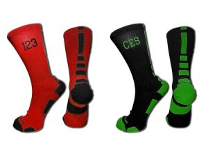 Custom Personalized Elite Socks