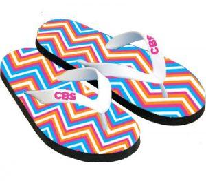 Foto Flip Flop (Just Like Havaianas)Sublimated Flip Flops