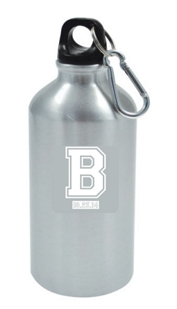 17oz Geo Aluminum Bottle