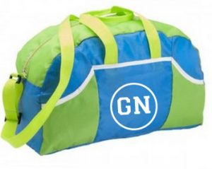 Dome Duffle Bag