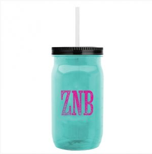 MJ27- 27oz Tritan Mason Jar