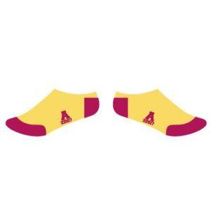 Value Custom No-Show Sock