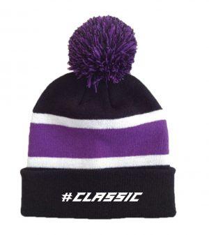 Black/White/Purple