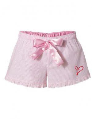 Cotton Candy Pink Seersucker