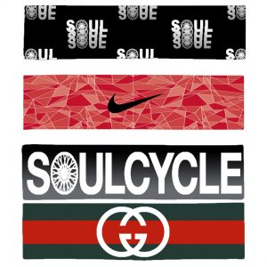 Full Color Couleurs Performance Headband