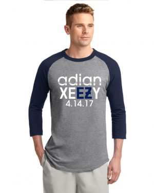 Heather Grey / Navy