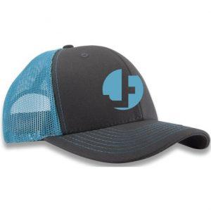 Neon Mesh Cap