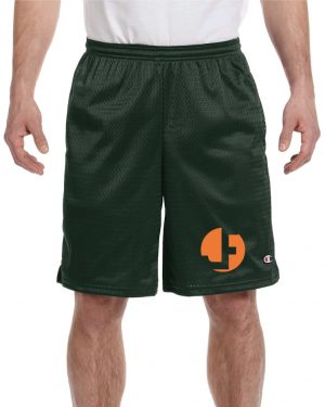 Champion Adult Mesh Short with Pockets