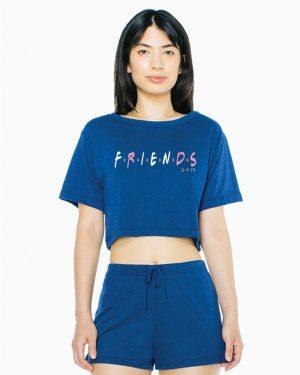 Ladies' Tri-Blend Scrimmage T-Shirt