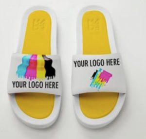 Custom Sublimated Slides
