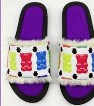 Custom Fringe Slides